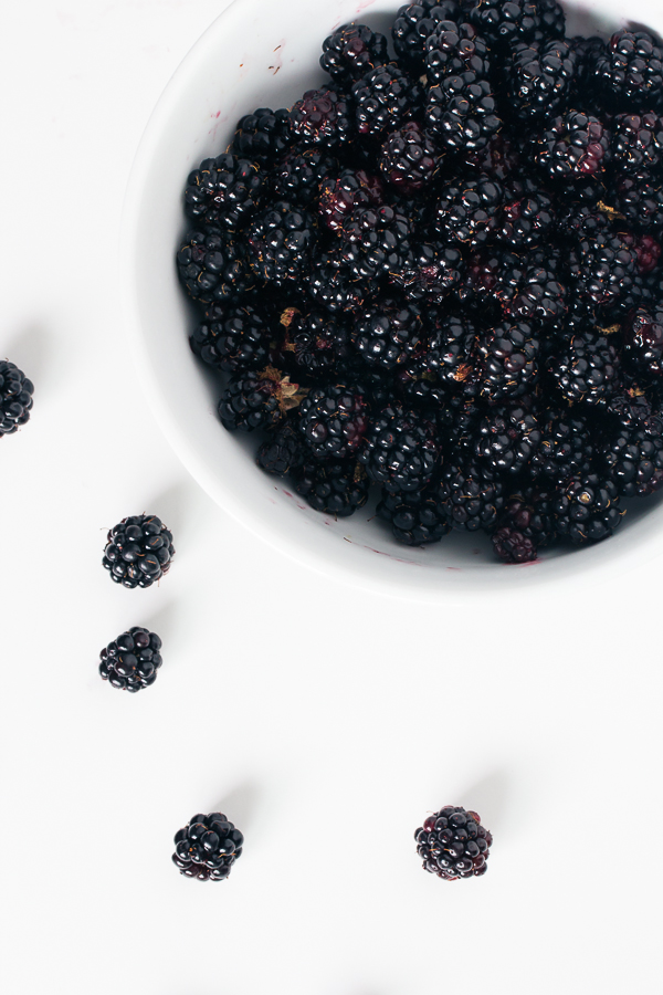 Wild Blackberry Swirl Ice Cream - Ingredients | Yea Yea Pueblo